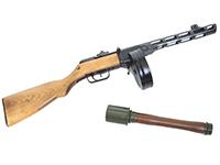 Массогабаритные макеты оружия