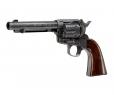 Револьвер Colt SAA 45BB antigue 4,5мм